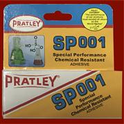 Pratley SP001- Chemical Resistant Adhesive
